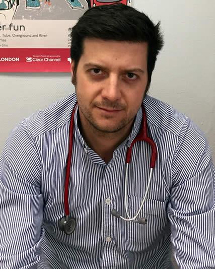 Dr Agustin Remesal