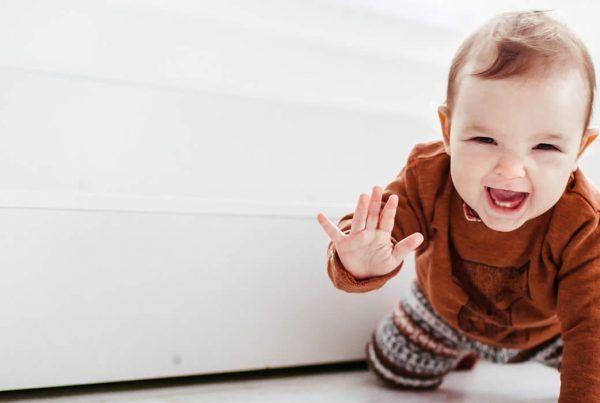 Displasia cadera bebés y niños